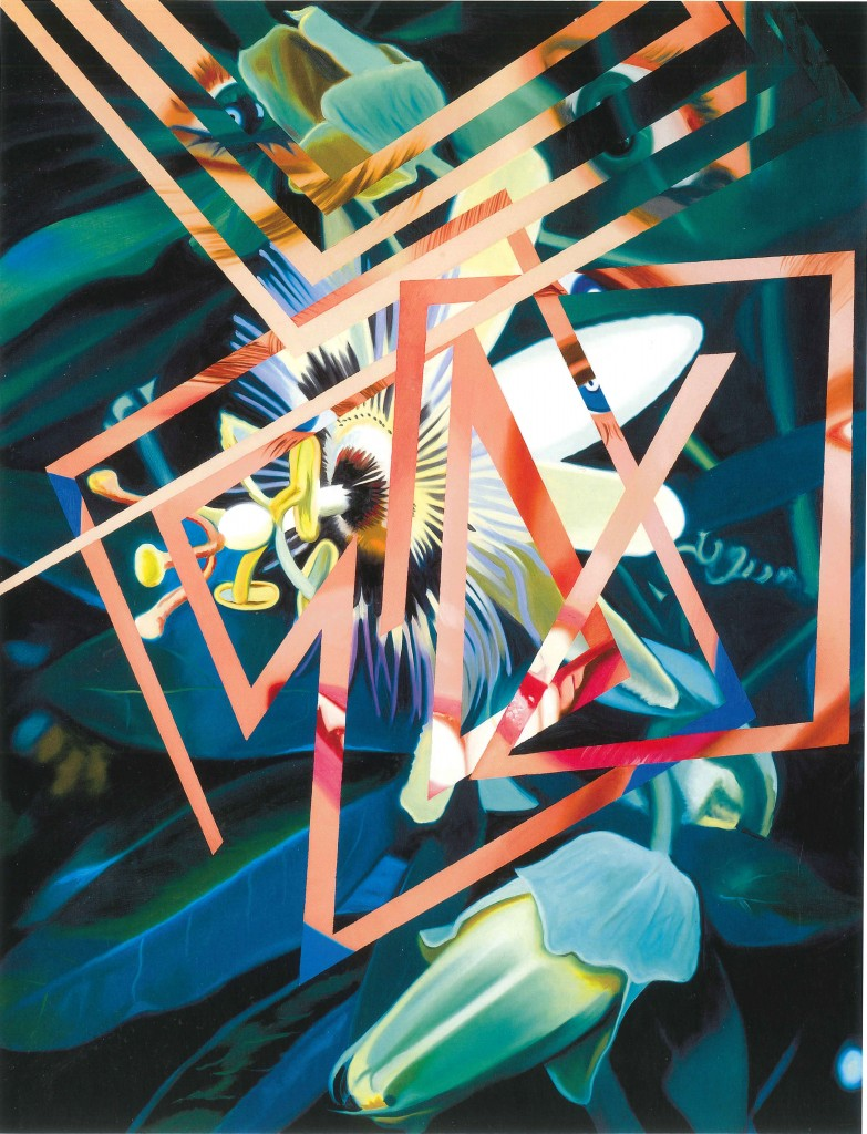 Passion flower, James Rosenquist